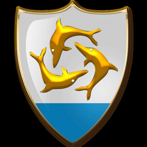 anguilla coat of arms heraldry