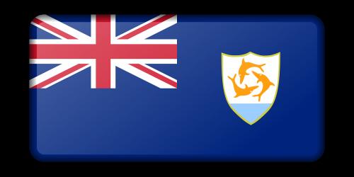 anguilla banner decoration