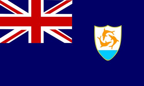 anguilla flag caribbean