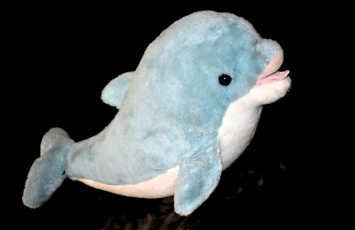 Animal Dolphin Pattern Colorful Toy