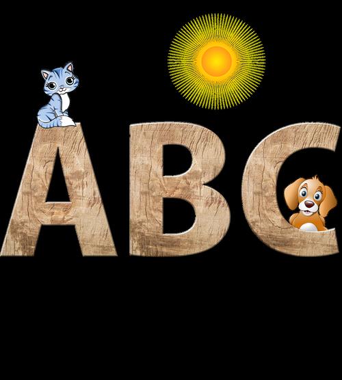 animals  abc  children