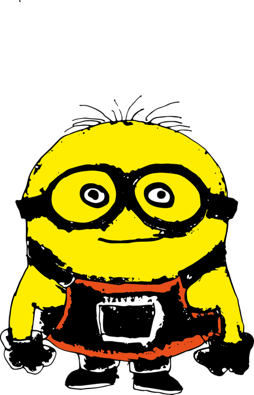 minion animation positive