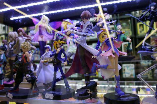 anime figure anime figures
