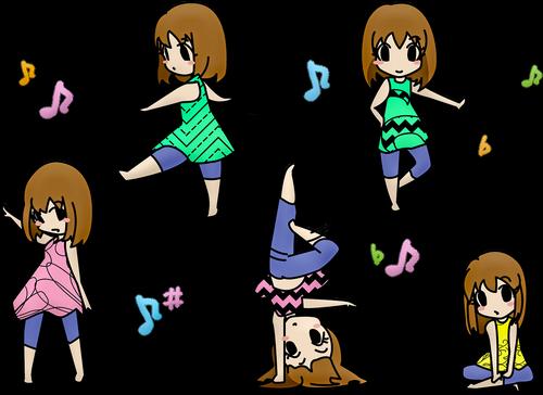 anime girl  kawaii  girl