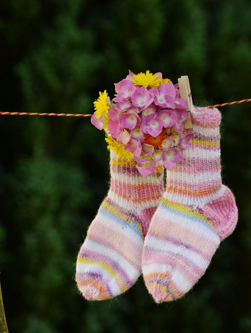 ankle socks children socks knitted