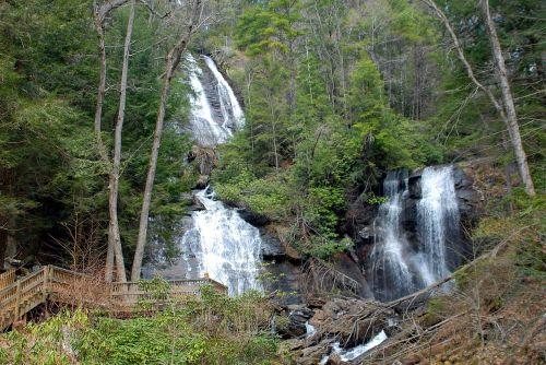 anna ruby falls falls waterfall