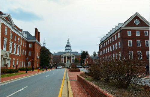 annapolis maryland city
