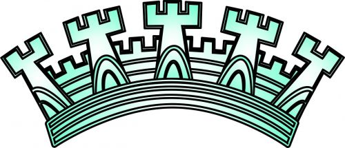 annapolis mural crown heraldic