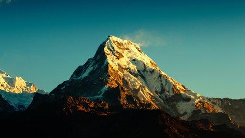 annapurna  mountain  himalaya