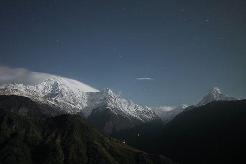 annapurna himalaya trekking