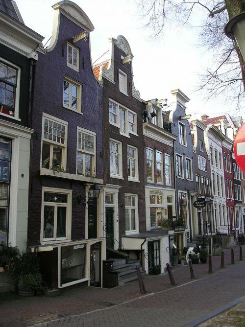 anne frank museum amsterdam holland