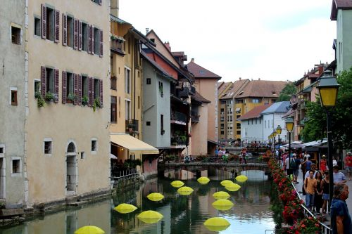 annecy france channel
