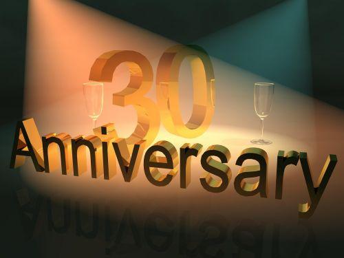 jubiliejus,iškilmingai įvykdytas metines,verslo jubiliejus,30