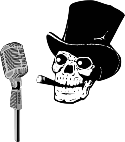 announcer humor music