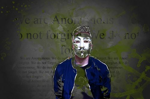 anonymous we are legion we do not forgive