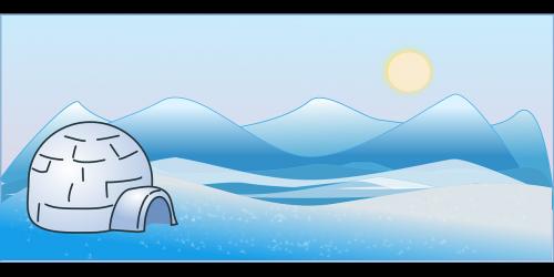 antarctic arctic cold