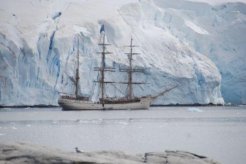 antarctic ice adventure