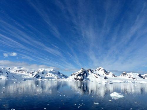 antarctica paradise bay cold