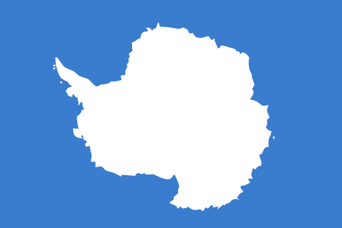 antarctica flag graham bartram