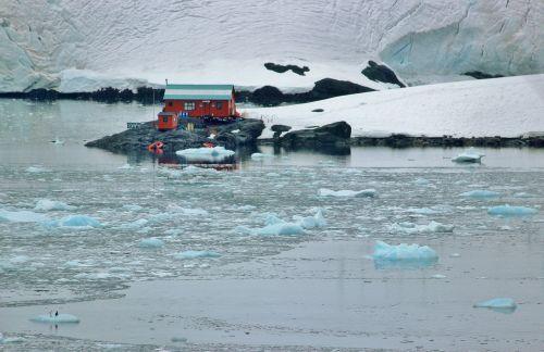 antarctica glacier ice