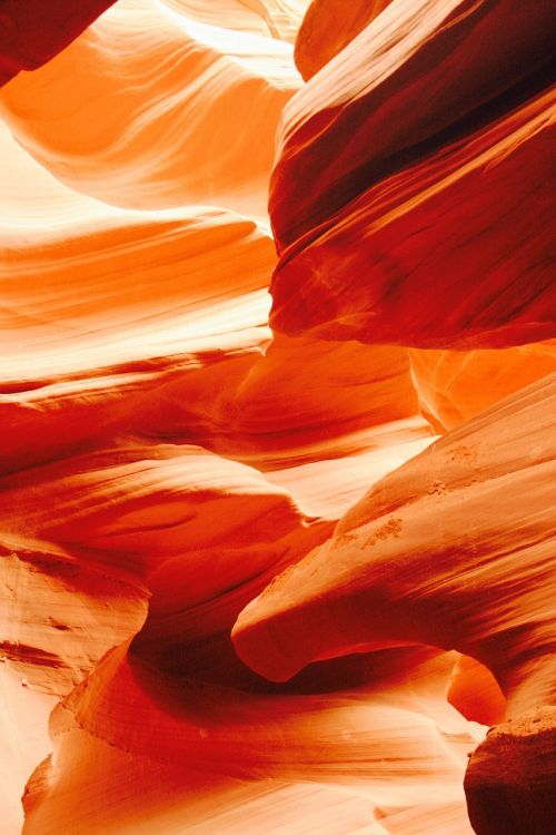 antelope canyon canyon usa