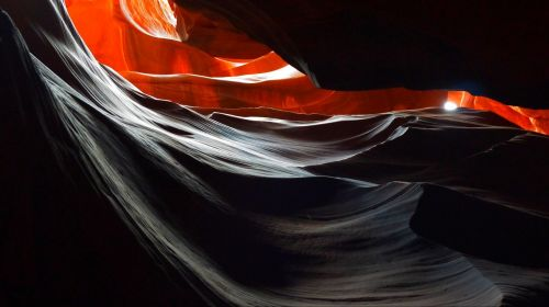 antelope canyon slot canyon navajo land