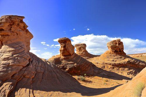 antelope canyon four sister arizona