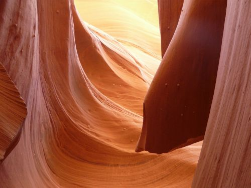 antelope canyon page sand stone