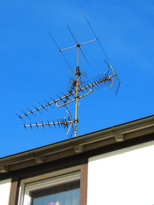antenna roof antenna watch tv