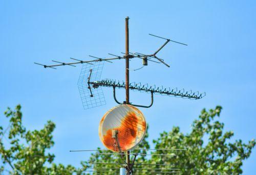 antenna tv antenna sat