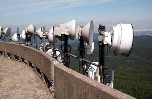 antenna satellite dish parabolic mirrors