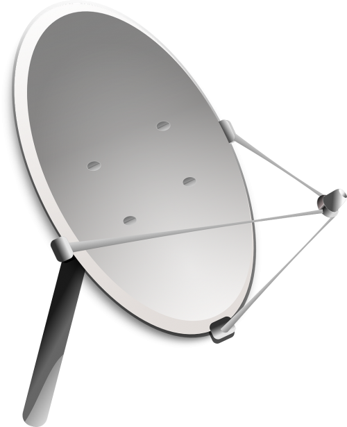 antenna broadcast satellite