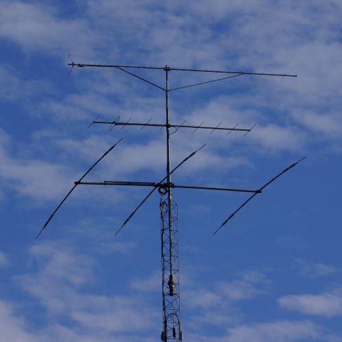 antenna mast signal