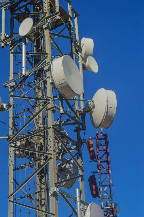 antenna telecommunications tower receptor