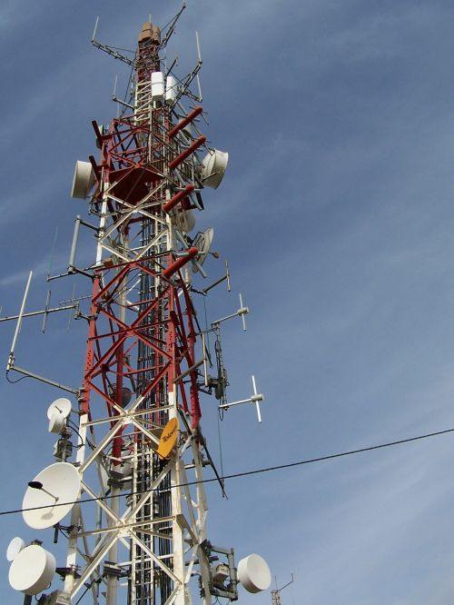 antenna telecommunications tv