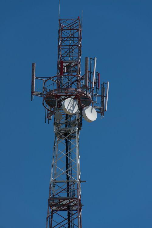 antenna vykrývač the sky
