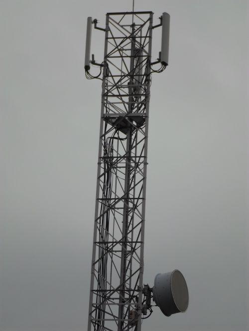 Telecom GSM Base Station