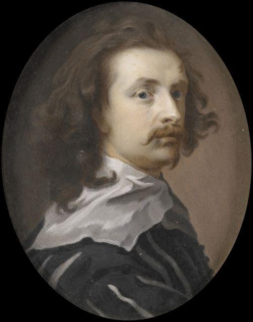anthony van dyck portrait painting