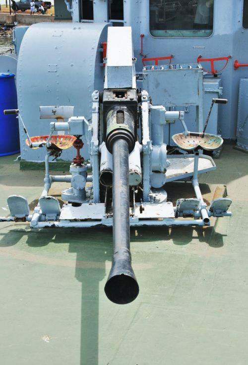 Anti-aircraft Defence Gun