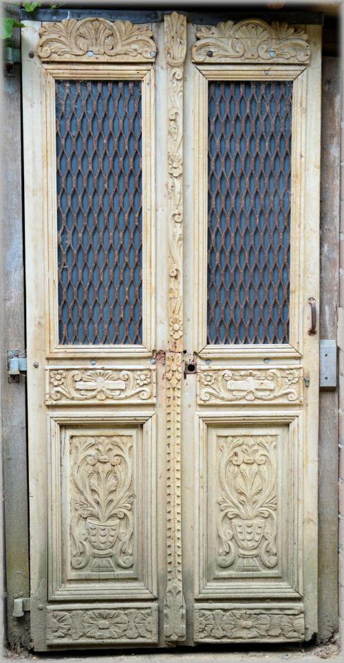 Antique Doors 4