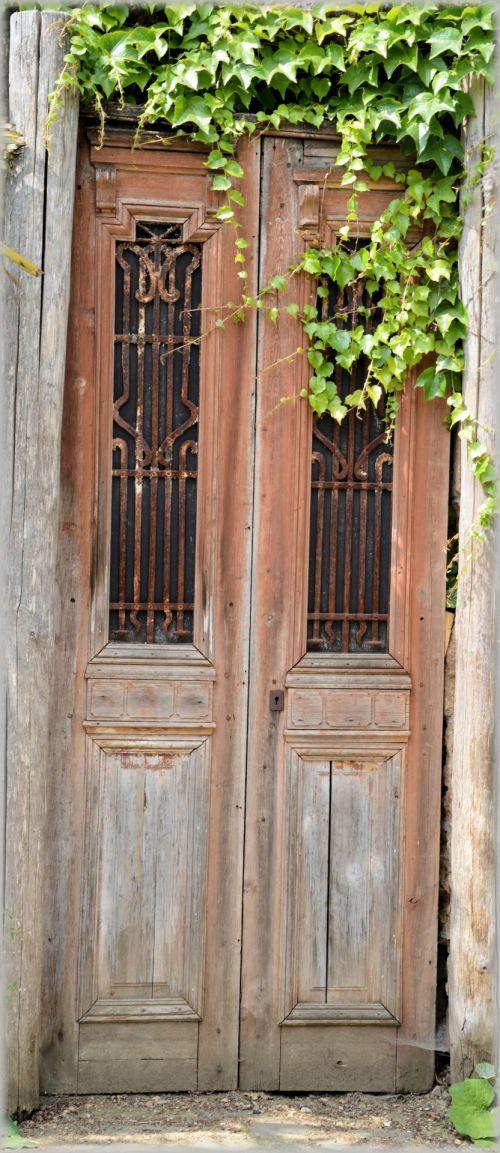 Antique Doors 6