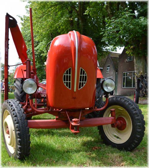 Antique Farm Machinery 02