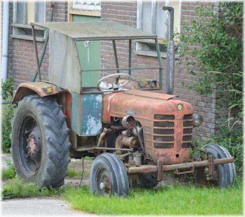 Antique Farm Machinery 05