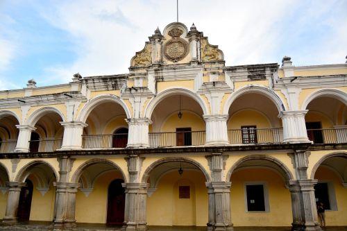 antigua guatemala ruins guatemala