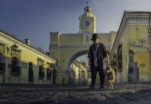 antiguaguatemala guatemala streets