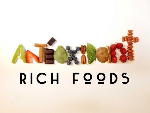 antioxidant foods healthy