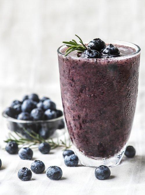 antioxidant  beverage  blended