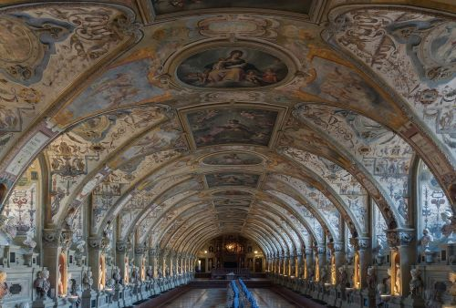 antiquarium residenz munich architecture the prospect of