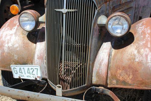 antique truck auto