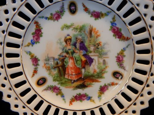 antique china victorian